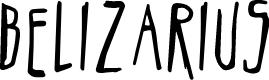 Preview image for Belizarius Font