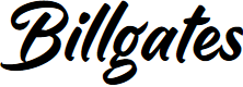 Preview image for Billgates Font