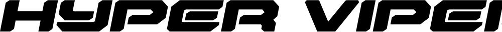Hyper Viper Expanded Semi-Ital