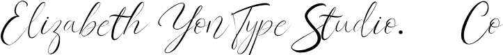 Preview image for YonTypeStudio.Co Font