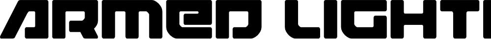 Preview image for Armed Lightning Font