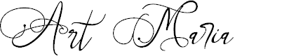 Preview image for Art Maria Font