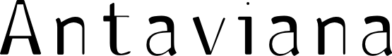 Preview image for Antaviana Normal Font