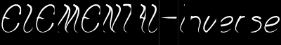 ELEMENTAL-Inverse