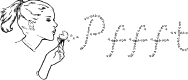 Preview image for Pffft Font
