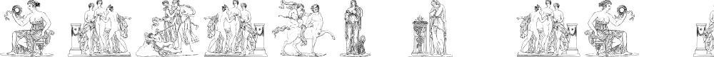 Preview image for Graecum et Romani Font