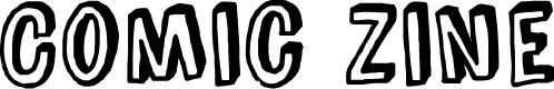 Preview image for ComicZineOT Font