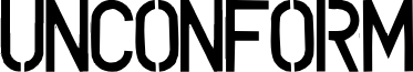 UNCONFORM  plain