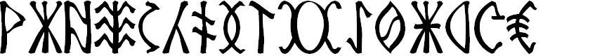 Preview image for Csenge Font