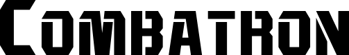 Preview image for Combatron Font