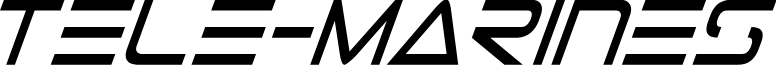 Tele-Marines Condensed Italic
