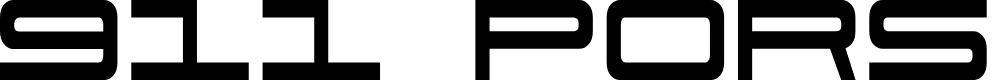 Preview image for 911 Porscha Condensed