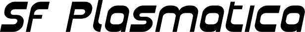SF Plasmatica Ext Italic