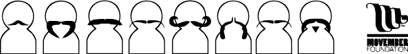 Preview image for Movember Font