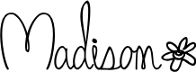 Preview image for Madison Font