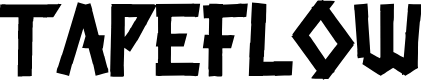 Preview image for TapeFlow Font