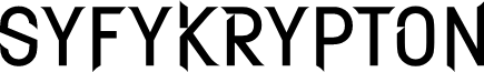 SYFYKrypton font