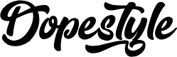 Preview image for Dopestyle Font