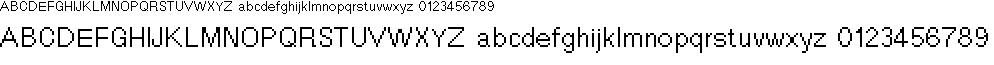 Pxlvetica