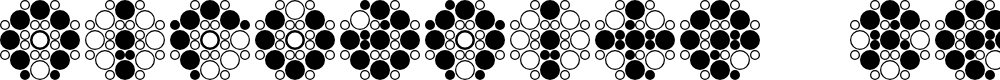 Preview image for Nirvanite Regular Font