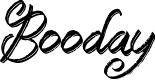 Preview image for Booday Font