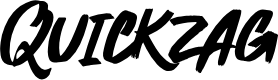 Preview image for Quickzag Font