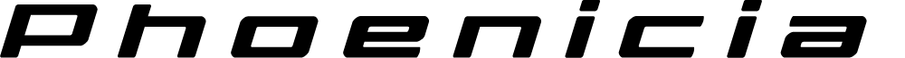 Phoenicia Lower Case Ttitle Italic