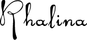 Preview image for Rhalina Font