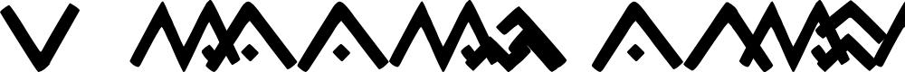 Preview image for mannalontara Font