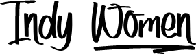 Preview image for Indy Women Font
