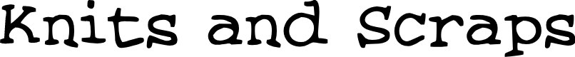 Preview image for Knits and Scraps Font