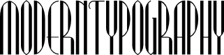 Preview image for ModernTypography