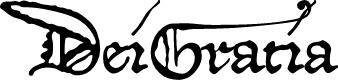 Preview image for DeiGratia Font