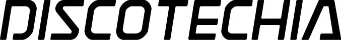 Preview image for Discotechia Semi-Italic