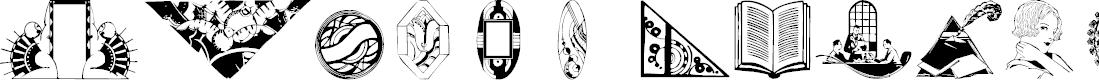Preview image for Nouveau Font