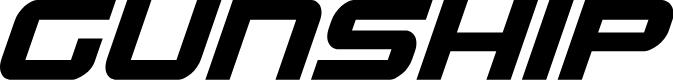 Preview image for Gunship Condensed Italic Condensed Italic