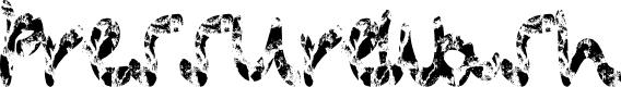 Preview image for PressureWash Font