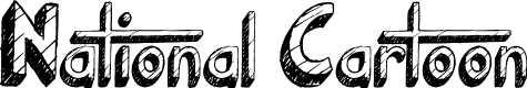 Preview image for National Cartoon Font