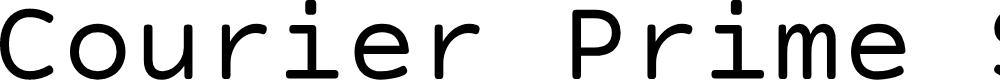 Preview image for Courier Prime Sans Font