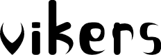 Preview image for vikers Font