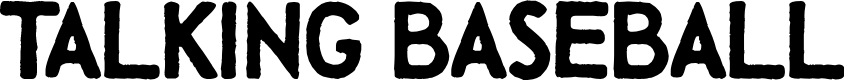 Preview image for Talking Baseball Font