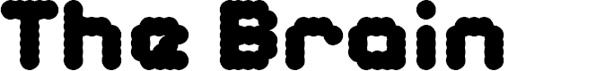 Preview image for The Brain Font