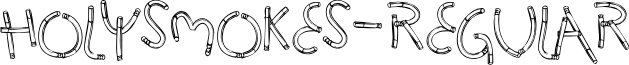 HolySmokes-Régulier