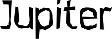 Preview image for Jupiter Jellypop Font