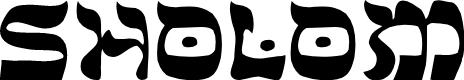 Preview image for Sholom Font