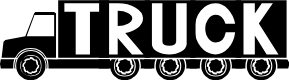 Preview image for Truck Font