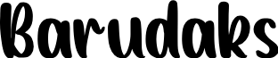 Barudaks