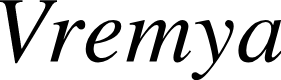 Preview image for VremyaFWF Italic