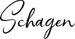 Preview image for Schagen Font