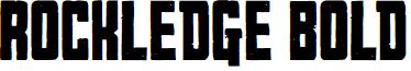 Rockledge Bold